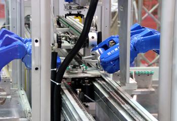 制造業的變革,智能工廠走向落地