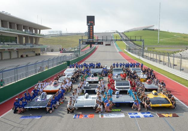 沃沛斯助力蒙特利尔大学卫冕美国太阳能汽车挑战赛