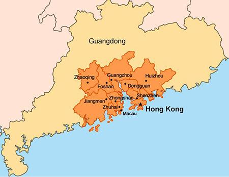 """大湾区半导体产业双子星:香港""""复兴"""",澳门""""嬗变"""""""