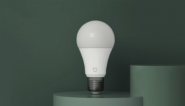米家LED灯泡mesh版发布:再也不用下床关灯