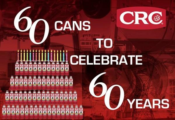 CRC工业,久经考验,值得信赖!