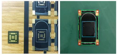 居家安全守护者——汉思智能门锁指纹模组焊点补强加固用底部填充胶