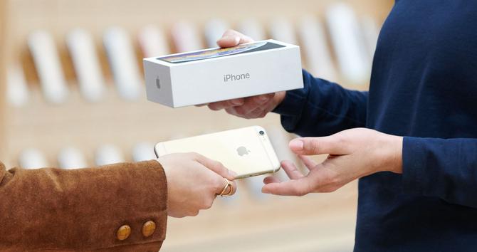 苹果全面下调以旧换新价格 快来看看你的iPhone还值多少钱
