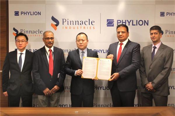 开年盛事!星恒电源和印度Pinnacle达成战略合作