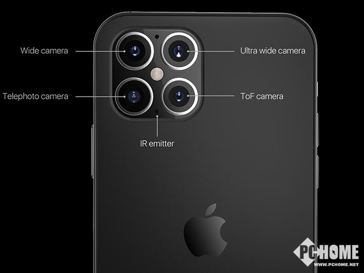 Face ID模组小型化 iPhone 12刘海窄了