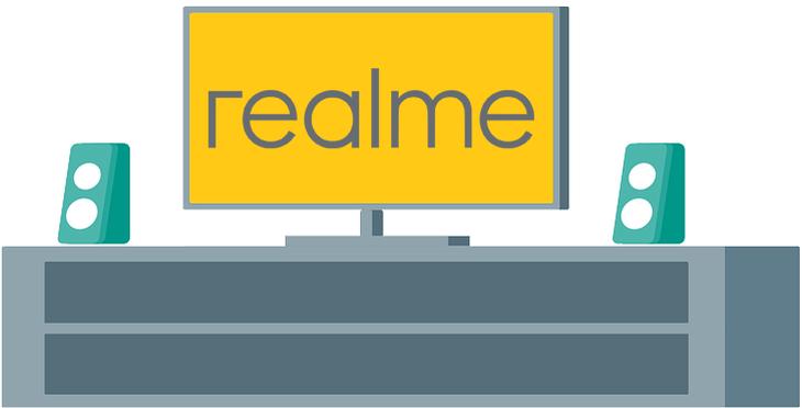realme或推首款智能电视,价格疑有惊喜,月底见