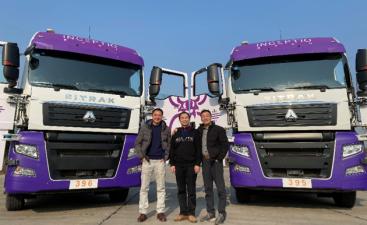 楊睿剛和田琛加入嬴徹科技,自動駕駛卡車量產夢之隊組成