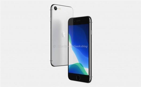苹果iPhone SE 2未采用7P镜头,2020上半年发布