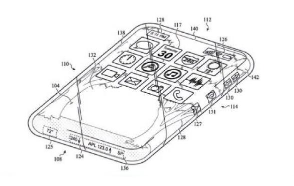 全玻璃iPhone外壳:六面玻璃外壳组成