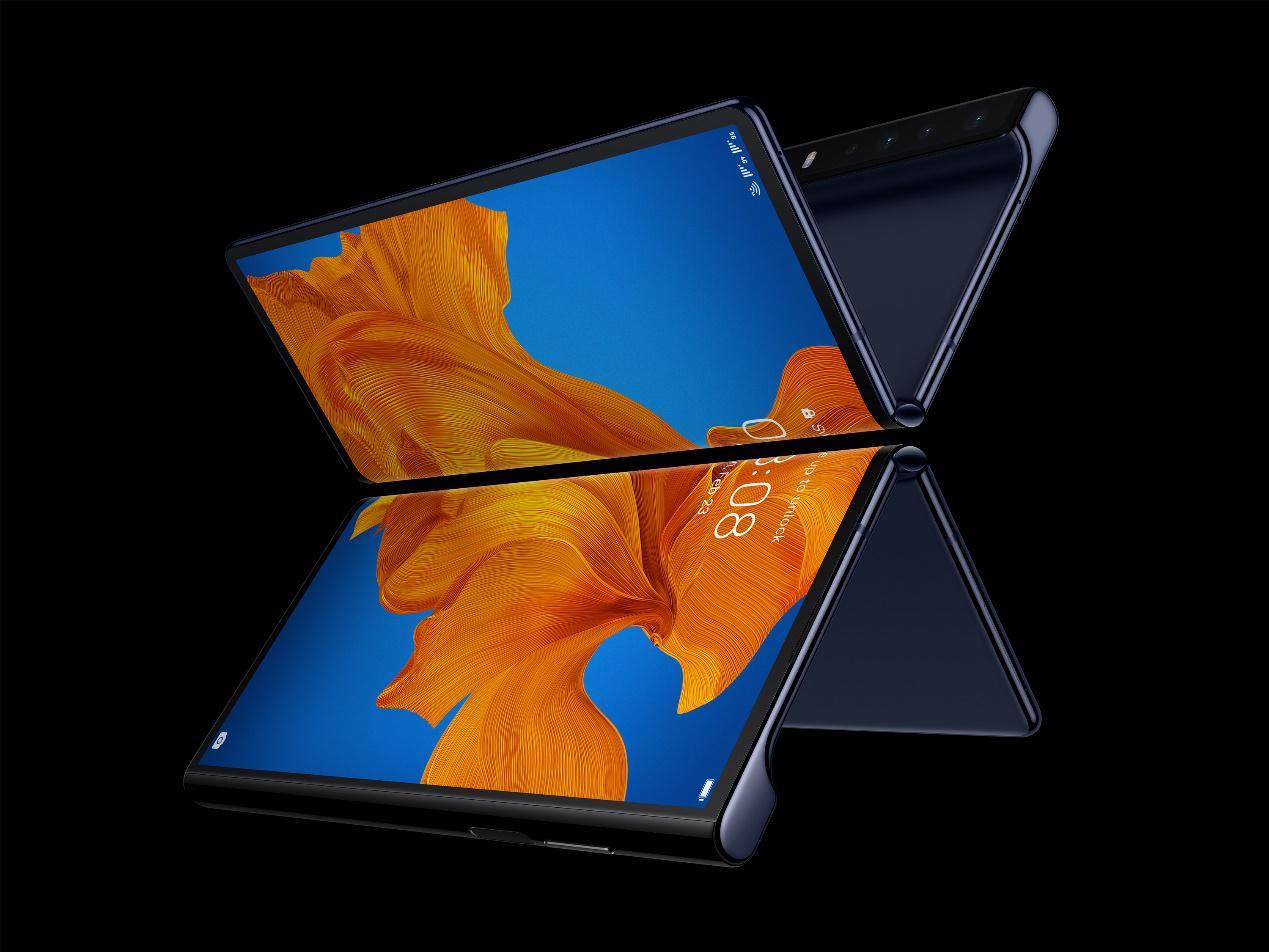 华为发布会:全新5G折叠屏手机HUAWEI Mate Xs