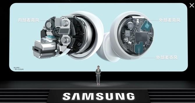 三星电子举办线上发布会 发布了新款Galaxy Buds+