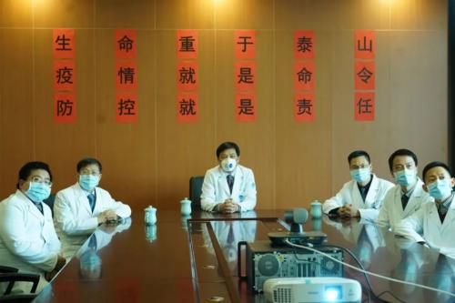 从前线到后方,千余家医疗卫生部门都选择了华为云WeLink