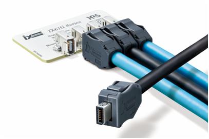 广濑电机株式会社与美国Amphenol就新一代以太网连接器ix Industrial的普及达成合作伙伴协议