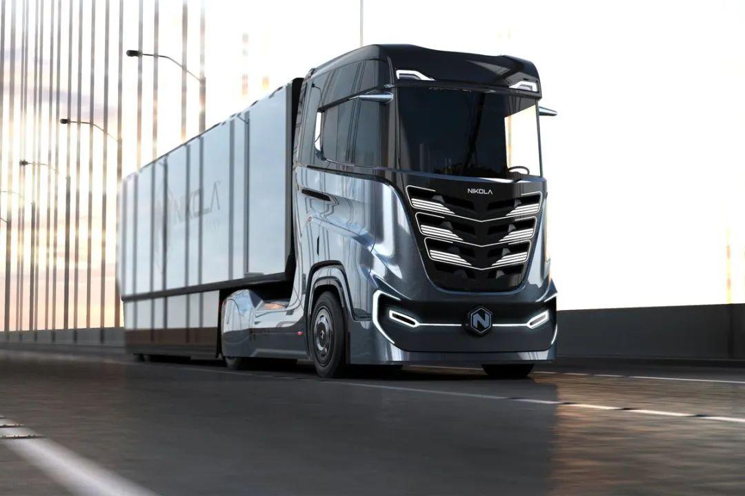 全球首个上市氢燃料整车企业:已获100亿美元订单