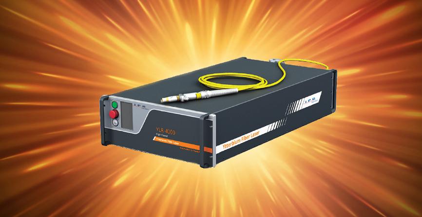 IPG将于激光在线展发布新品:全球体积最小的4kW连续光纤激光器