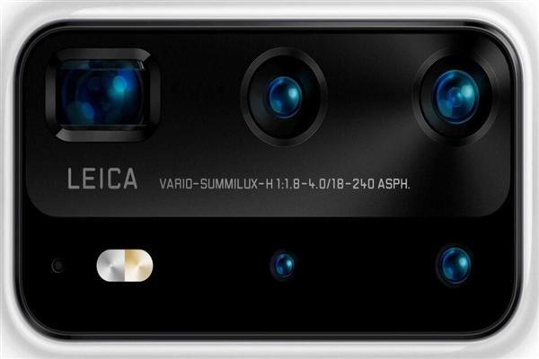 DxO纪录要破了?华为P40 Pro曝光:双大底CMOS+潜望式变焦