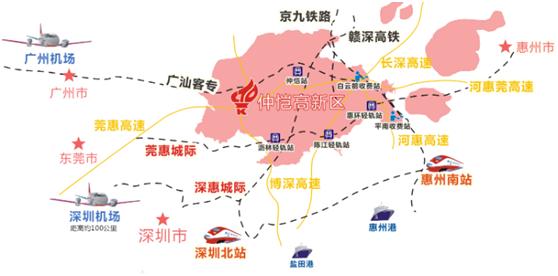 """借助惠州仲恺产业政策""""东风"""",打造智能制造产业高地"""