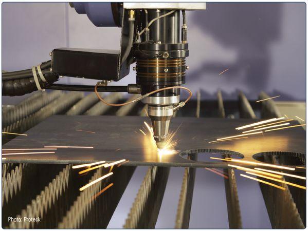 高性能金属成型设备的得力帮手 —— 科尔摩根激光切割解决方案
