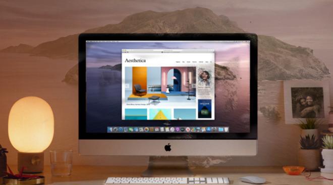 自带投影仪:iMac可将显示器投影扩展到附近墙壁上