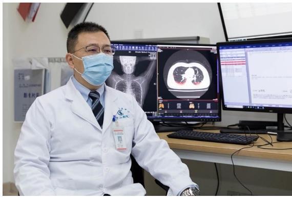 人工智能技术直击新冠肺炎分诊难题