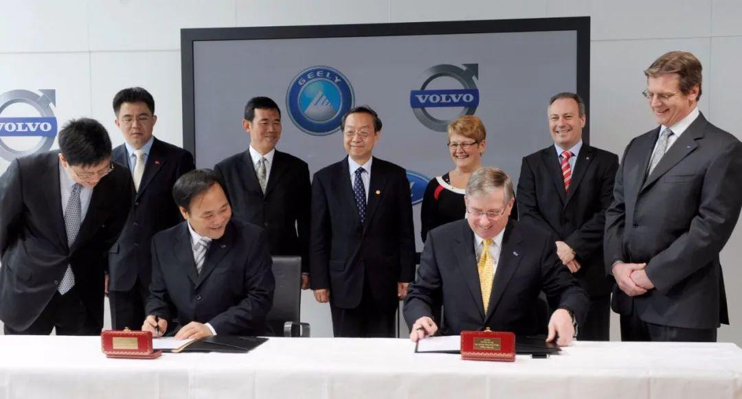 一锤定音:全球汽车并购的成功典范——写在吉利收购沃尔沃10年之际