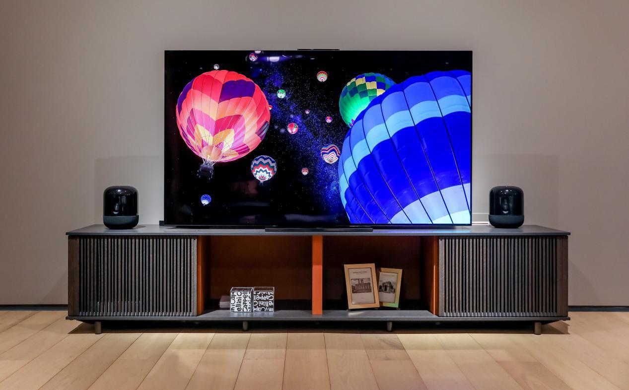 定义大屏旗舰标杆 占位家庭智能中心,华为智慧屏 X65今日发布