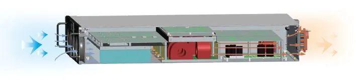 英威腾电源中标中燃集团机房改造项目