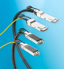 5G时代的高速光缆组件