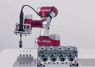 节卡机器人即将亮相智能制造在线展