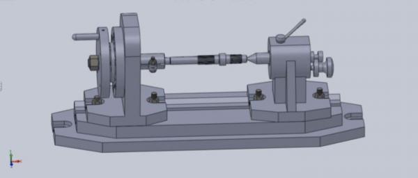 花键加工中的夹具设计与改进