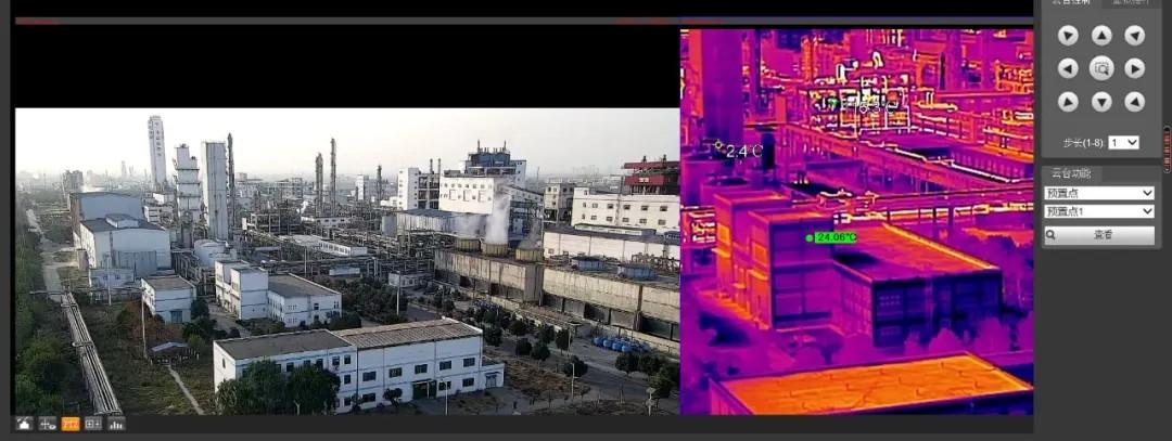 全国防灾减灾日,看红外热成像如何助力化工企业防患于未然