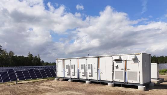 连续四年荣登榜首!阳光电源储能系统装机位居中国第一