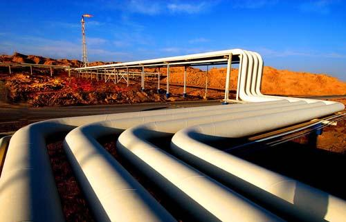 蒲公英4G工业路由器解决输油管道全程监控难的顽疾
