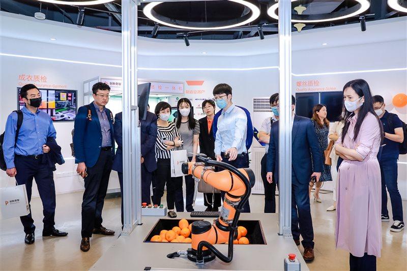 助力新基建,創新奇智ManuVision工業視覺平臺促制造業升級