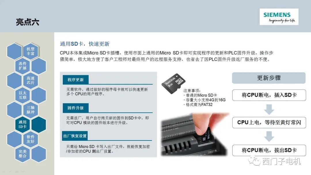 干货:西门子S7-200 SMART 选型指南