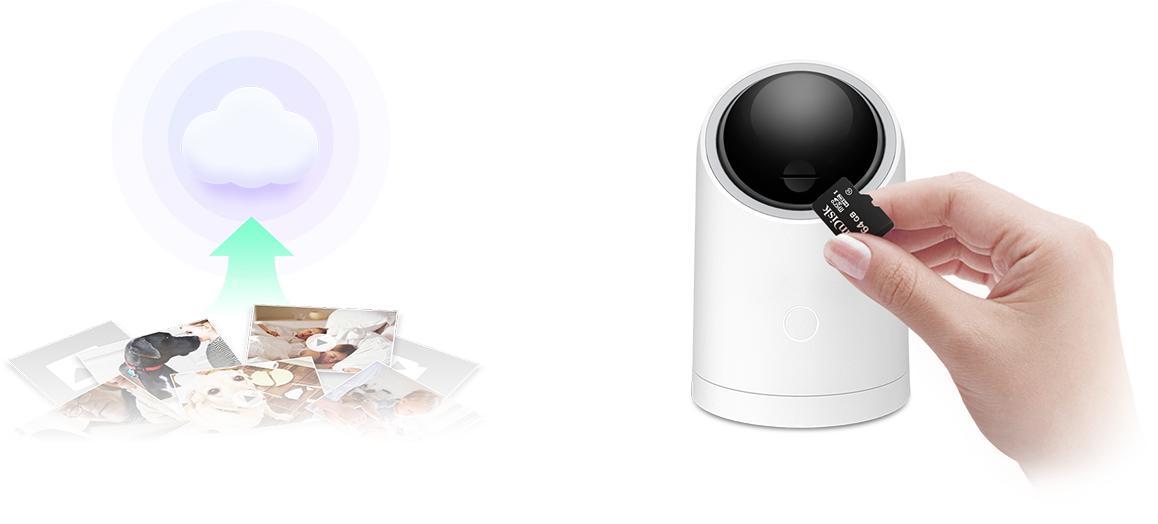 华为联合海雀推出AI摄像头新品,刷新夜视画质新高度,真香!