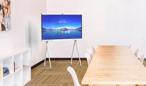 企业办公一屏到位 华为企业智慧屏6月8日正式开售