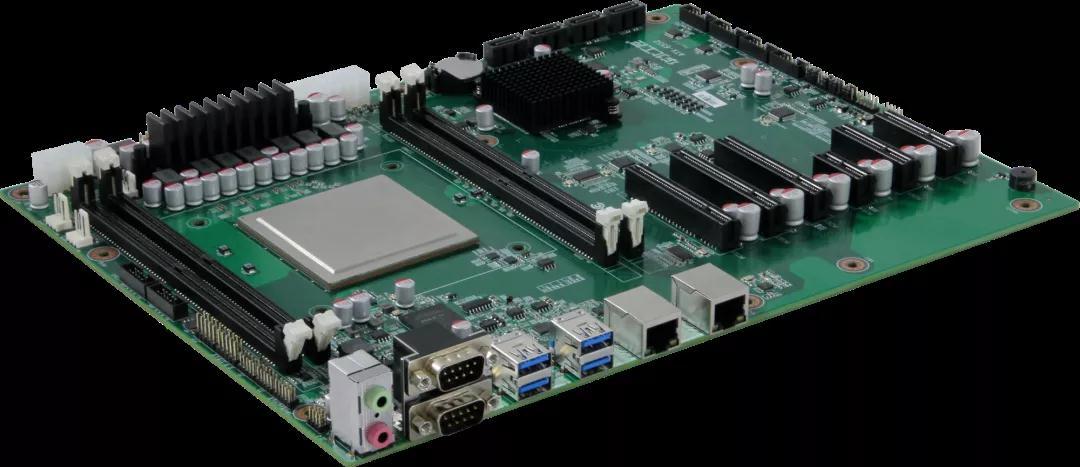 华北工控基于国产芯片的计算机硬件迎风上市