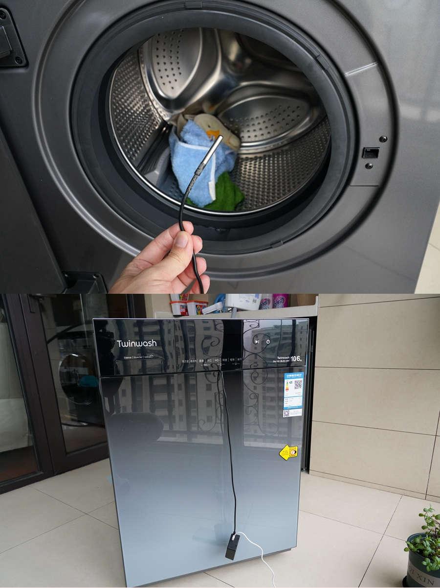Twinwash洗衣机开箱测评,真后悔没早点入手