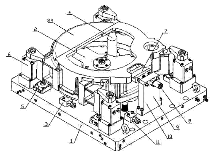如何改进液压夹具结构