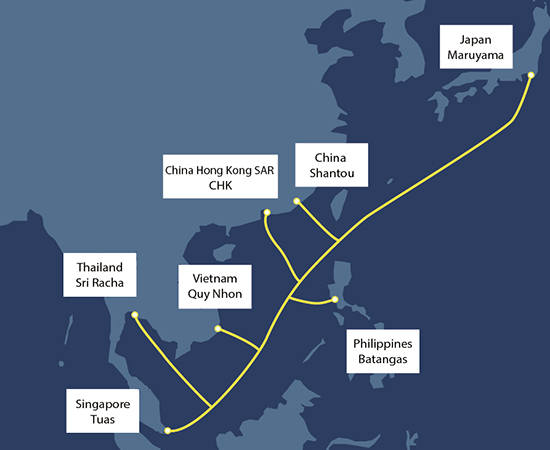 NEC承建ADC海纜系統,電信聯通參與!