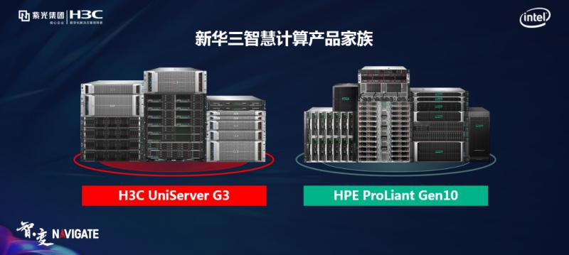 蝉联三甲!新华三x86服务器稳扎稳打,以远大战略布局勇夺市场先机