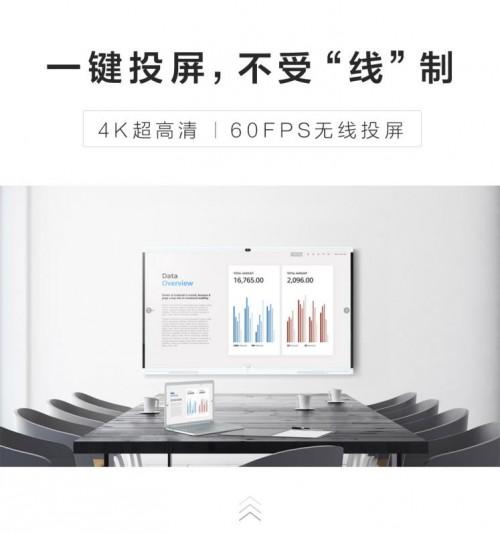 华为企业智慧屏搭载旗舰级云会议能力,黑科技重点解析
