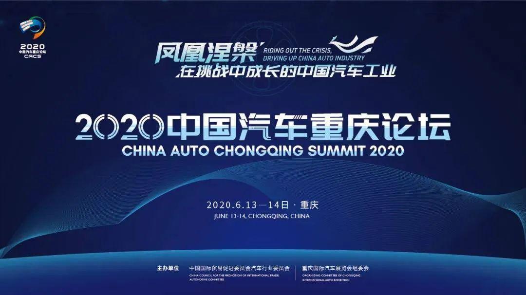 一锤定音:中国汽车重庆论坛会诊中国汽车