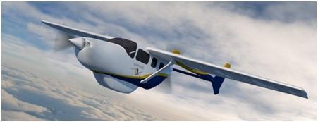 采用高效环保的电气系统推动航空旅行的发展