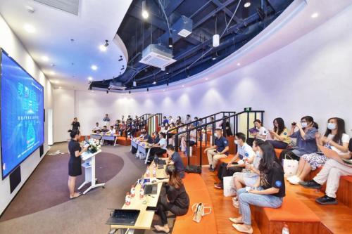 信用企业大数据及云服务应用分享沙龙在厦成功举办