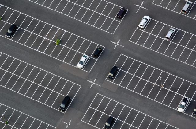 蒲公英4G路由器为共享停车数据传输提供解决方案