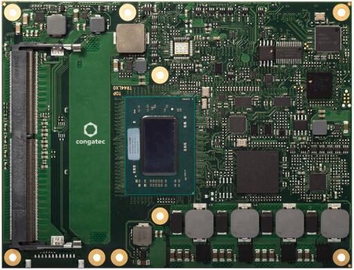 康佳特COM Express 模块: 基于AMD锐龙嵌入式R1000处理器