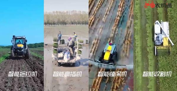 """""""耕种管收""""全包,物联网赋能的丰疆智能无人驾驶农机到底有多行?"""