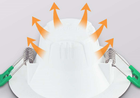 筒灯品牌小器鬼照明倾心诚献,光色可调节筒灯产品获消费者认可